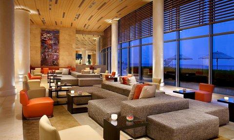 Kempinski Hotel Aqaba - Lobby