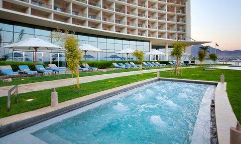 Kempinski Hotel Aqaba - Outdoor Jacuzzi