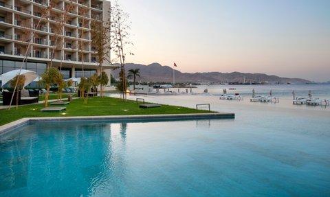 Kempinski Hotel Aqaba - Pool