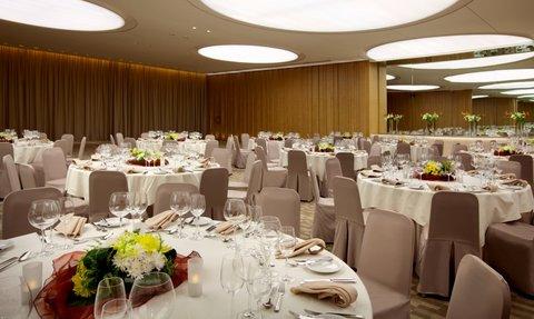 Kempinski Hotel Aqaba - Sawsana Grand Ballroom