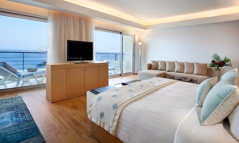 Kempinski Hotel Aqaba - The Royal Suite Bedroom