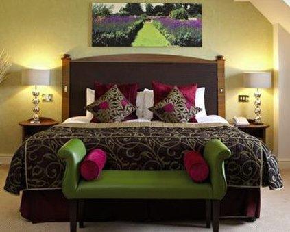 De Vere Hotel Carden Park - King De Vere Suite Golf View
