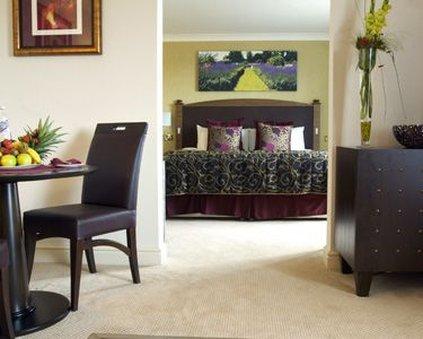 De Vere Hotel Carden Park - King De Vere Suite Lounge