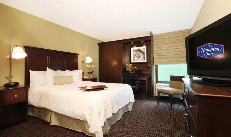Hampton Inn Indianapolis-N.E./Castleton Вид в номере