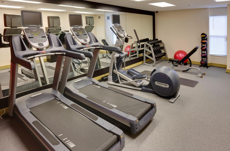 Homewood Suites by Hilton Orlando-UCF Area Fitness Club