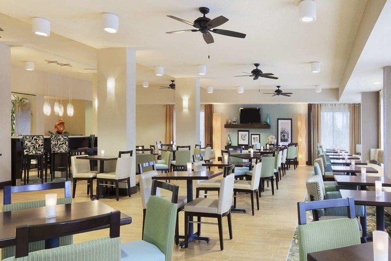 Hampton Inn Orlando-Convention Ctr-Intl Dr Area FL Gastronomía