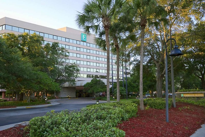Embassy Suites Orlando - International Drive/Jamaican Court Exterior view