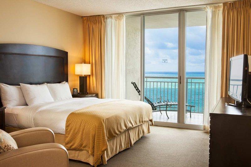 Doubletree Ocean Point Resort & Spa - Miami Beach North Pokoj