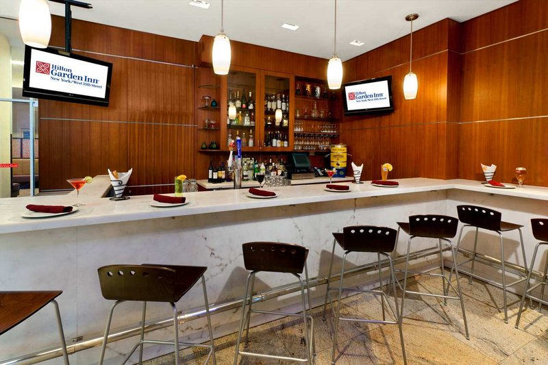 Hilton Garden Inn New York/West 35th Street Bar/salónek