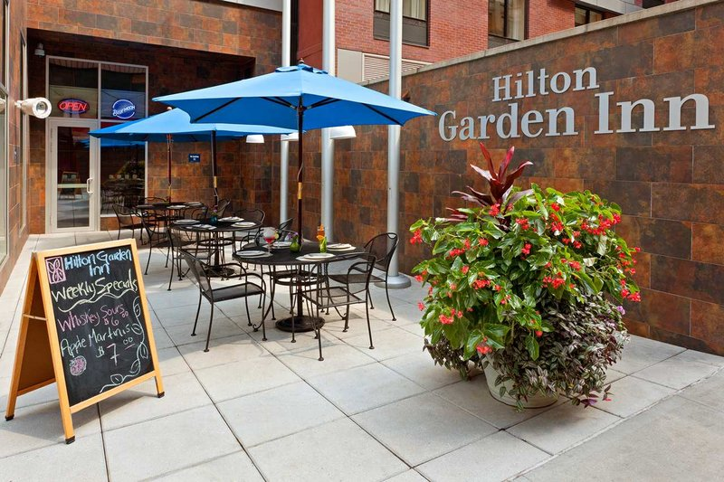 Hilton Garden Inn New York/West 35th Street Restaurang