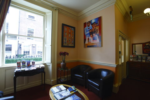 Trinity Lodge Dublin - Reception
