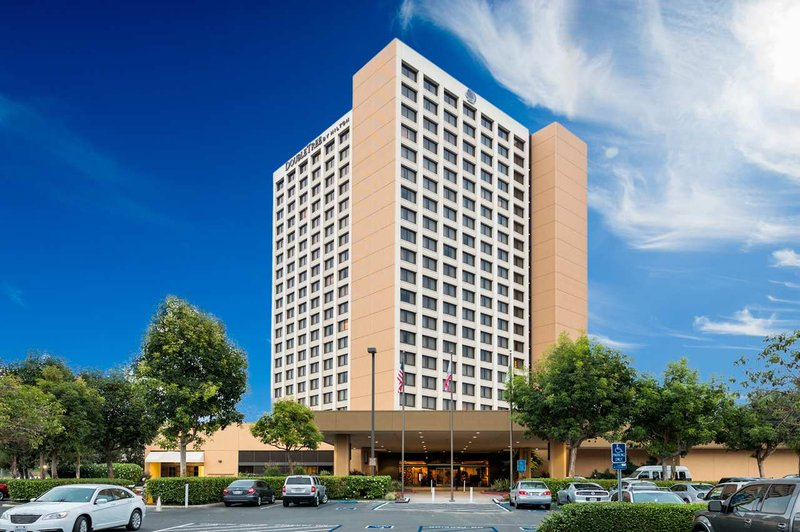 Doubletree Hotel Anaheim/Orange County Set udefra
