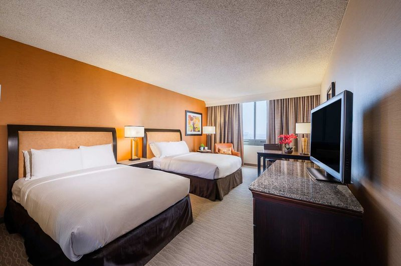 Doubletree Hotel Anaheim/Orange County Suite