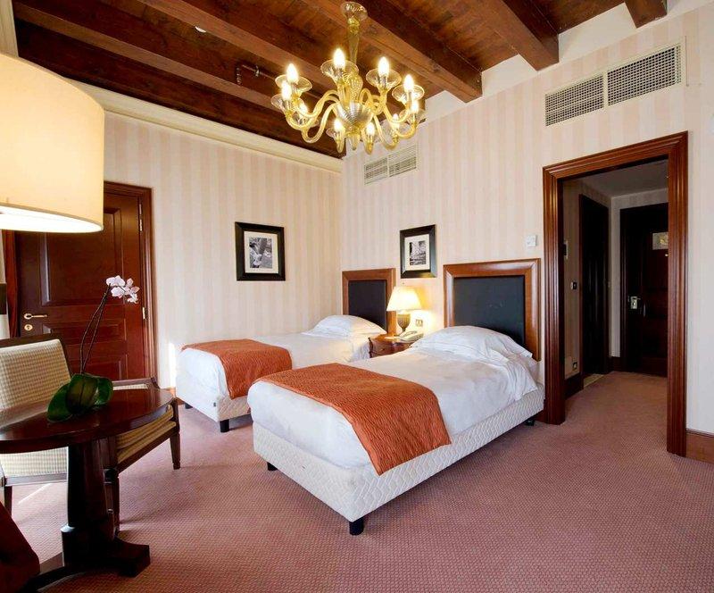 Hilton Molino Stucky Venice Chambre