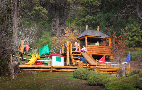 Nido del Condor Resort and Spa - Children Playground