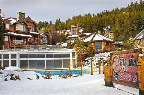 Nido del Condor Resort and Spa - Exterior