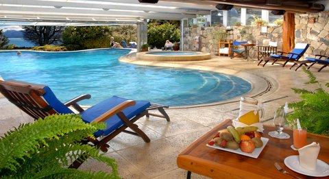 Nido del Condor Resort and Spa - Pool