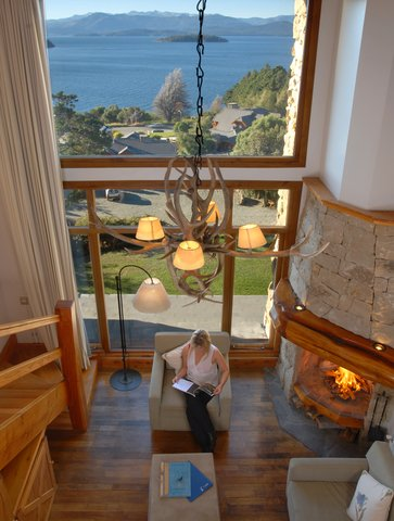 Nido del Condor Resort and Spa - Double Suite Lake View With Jacuzzi