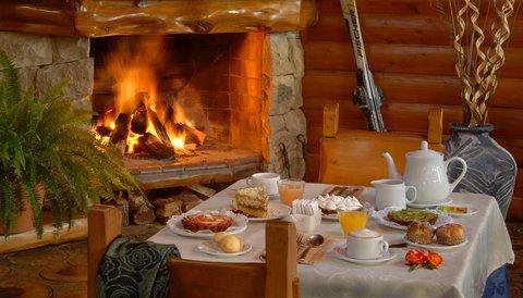 Nido del Condor Resort and Spa - Dining