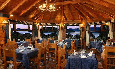 Nido del Condor Resort and Spa - Restaurant