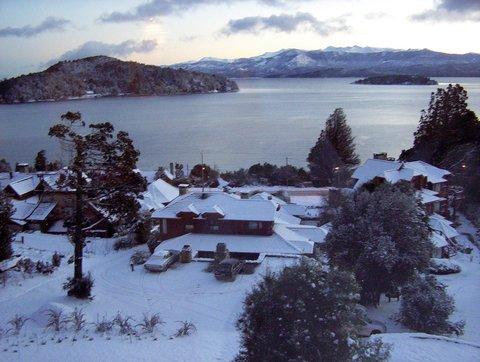 Nido del Condor Resort and Spa - View