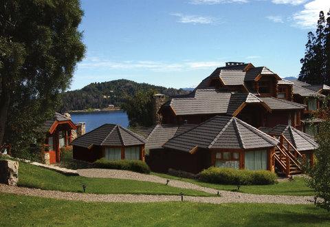 Nido del Condor Resort and Spa - Hotel View