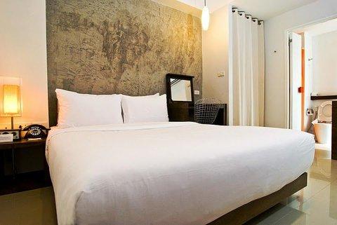 阿尔伯酒店 - Standard Rm with Queen bed bed