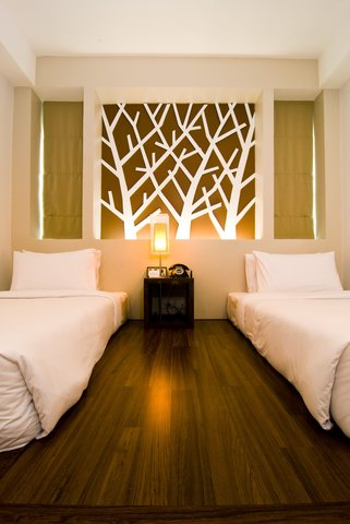 阿尔伯酒店 - Superior Room with Twin bed