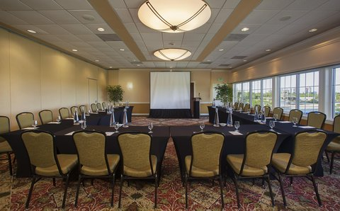 DoubleTree Suites by Hilton Naples - Meeting Room UShape Seating