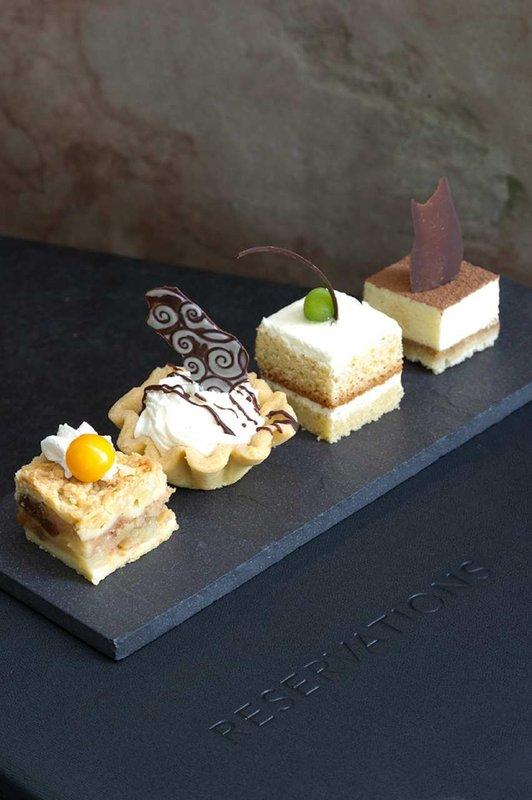 Hilton Durban Gastronomia