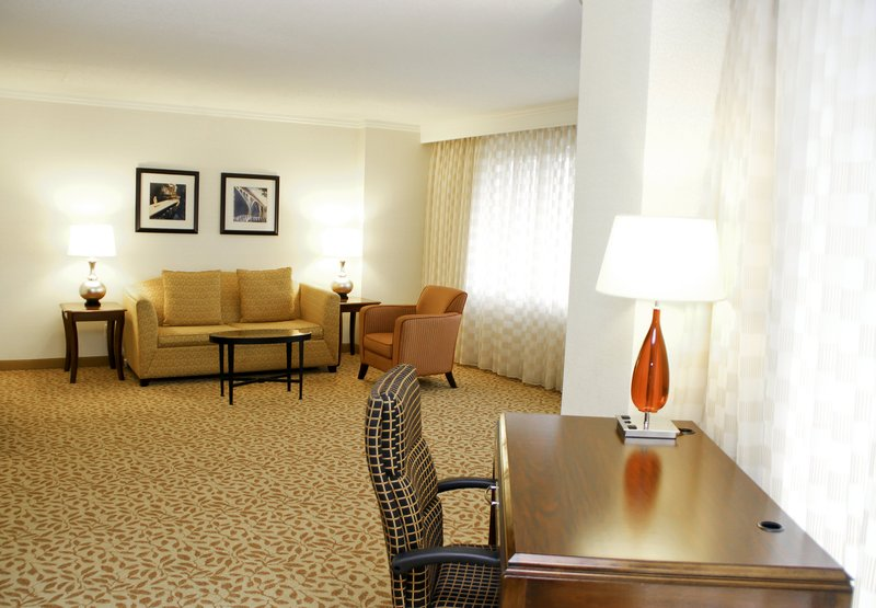 Marriott Bethesda Suites - Bethesda, MD