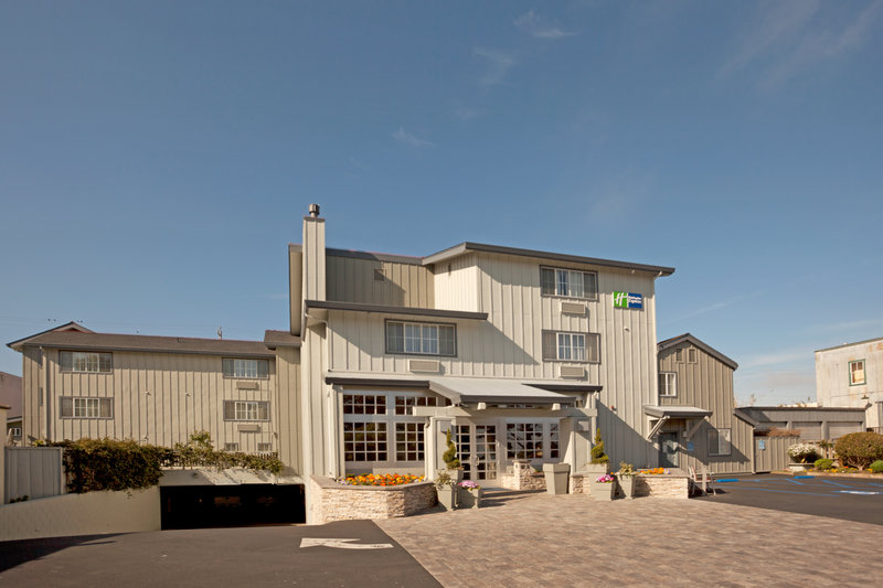 Holiday Inn Express MONTEREY-CANNERY ROW Pohled zvenku