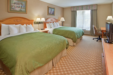 Country Inn & Suites By Carlson, Beaufort West, SC - Guest Room