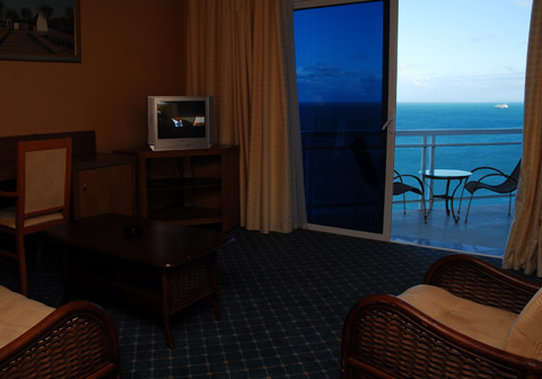 Golden Tulip Sabri Annaba View of room