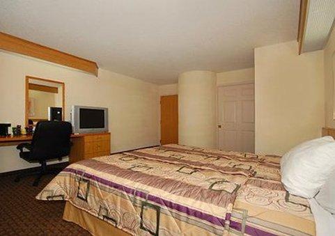 Sleep Inn Memphis Huonenäkymä