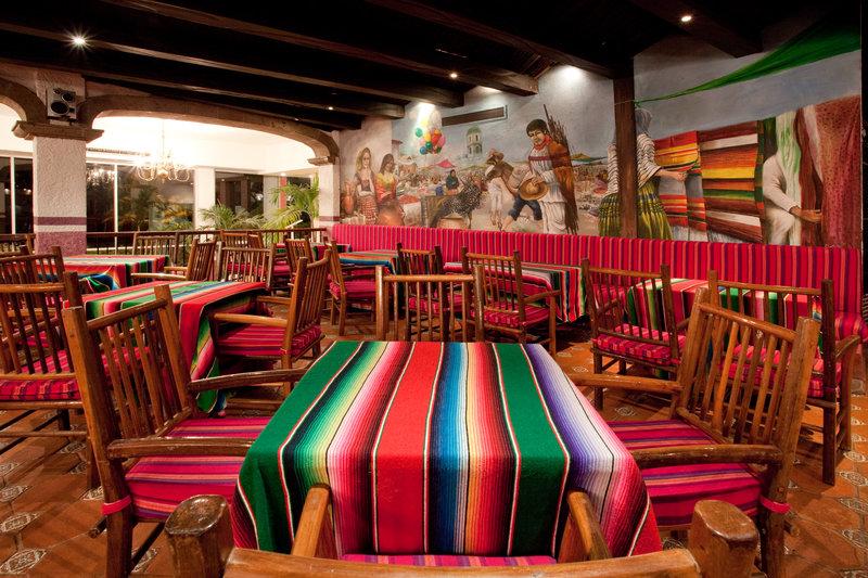 Crowne Plaza Hotel Acapulco Gastronomía