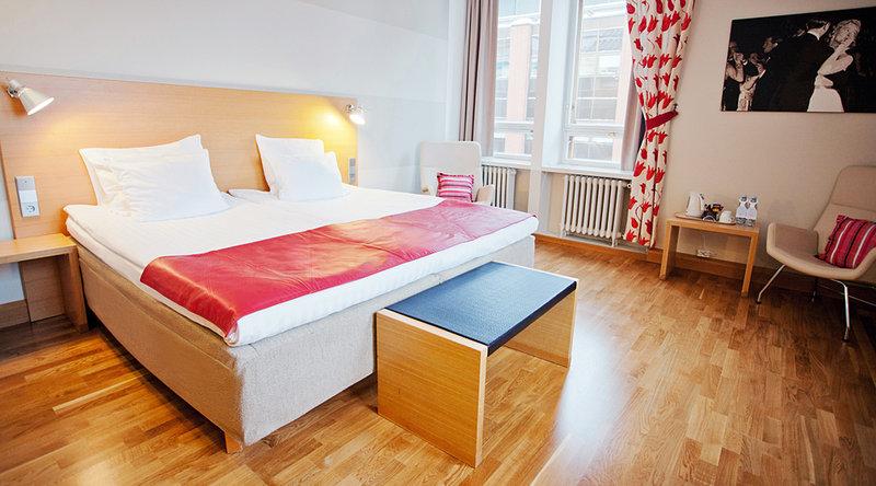 Sokos Hotel Helsinki Billede af værelser
