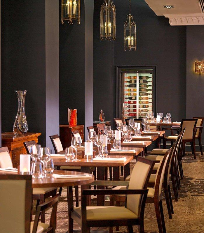 Marriott Bristol Royal Hotel Étkezés