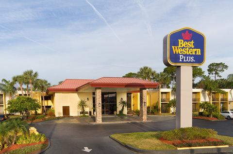 BEST WESTERN PLUS International Speedway Hotel - Hotel Exterior
