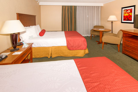 BEST WESTERN PLUS International Speedway Hotel - Double Bedded Guest Room