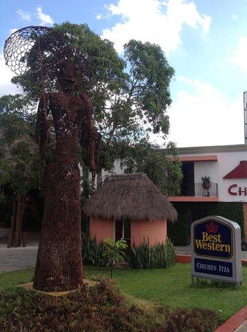 BEST WESTERN Hotel Chichen Itza - BEST WESTERN  Hotel Chichen Itza
