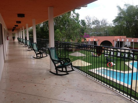 BEST WESTERN Hotel Chichen Itza - Corridor