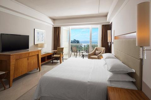 Sheraton Haikou Resort - Guest Room