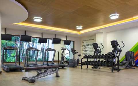 Sheraton Haikou Resort - Fitness Center