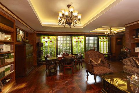 Sheraton Haikou Resort - Pinot Noir Wine Lounge DBR Lafite Room