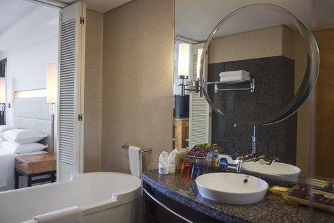 Sheraton Haikou Resort - Guest Bathroom