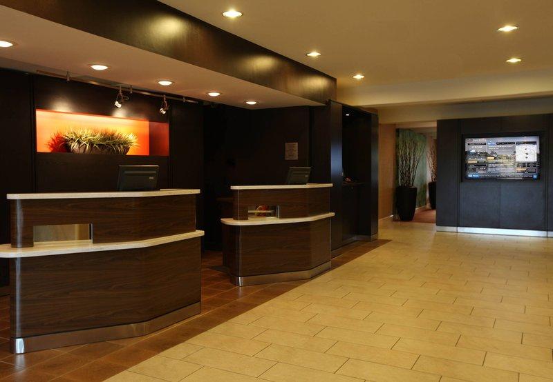 Hotel Courtyard Scottsdale North Aula