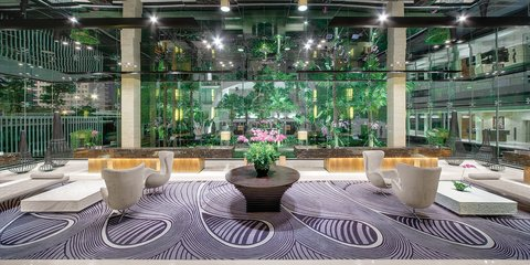 Hotel Indonesia Kempinski Jakarta - Reception Lobby