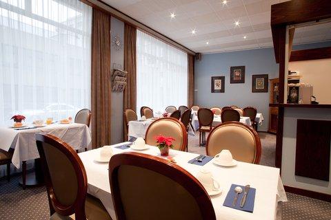 Sagitta Swiss Q Hotel - Restaurant