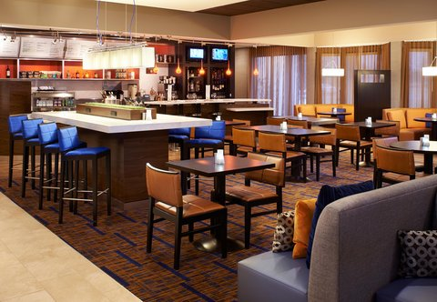 Courtyard By Marriott Chicago Arlington Heights / South Hotel - The Bistro